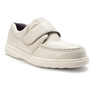 shoe with Velcro closure